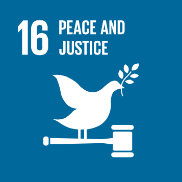 Sustainable Development Goal #16